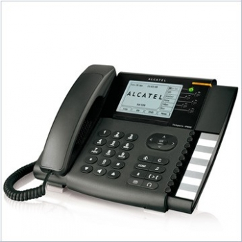 ALCATEL Temporis IP800 Business VoIP Phone, PoE