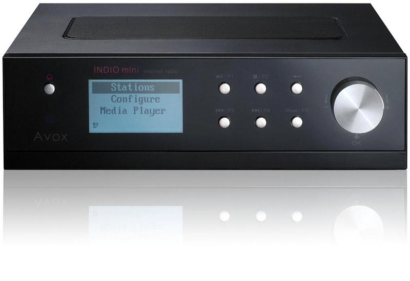 avox indio mini2 internetradio - Avox Indio Color