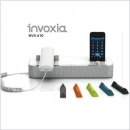 invoxia NVX 610 VoIP phone for iPod, iPhone or iPad (without Pod, iPhone or iPad)