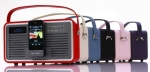 View Quest Retro1 DAB+ and FM Radio, compatible with iPhone and iPod