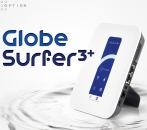 Option GlobeSurfer3+ 3G/HSDPA 14.4Mbps and WiFi Router