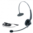 Yealink YHS32 Monaural Headset incl. NoiseCancelling