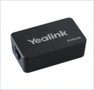 The new advanced Yealink Headset Adapter EHS36 provides the technical interface between Yealink SIP-T48G/T46G/T42G/T41P/T38G/T28P/T26P telephones and a compatible wireless headset.