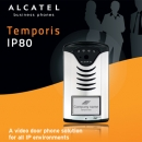 ALCATEL Temporis IP80 IP Video Türsprechanlage mit LED Beleuchtung