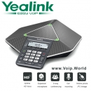 Yealink CP860 IP conference phone, PoE, HD Audio, OpenVPN